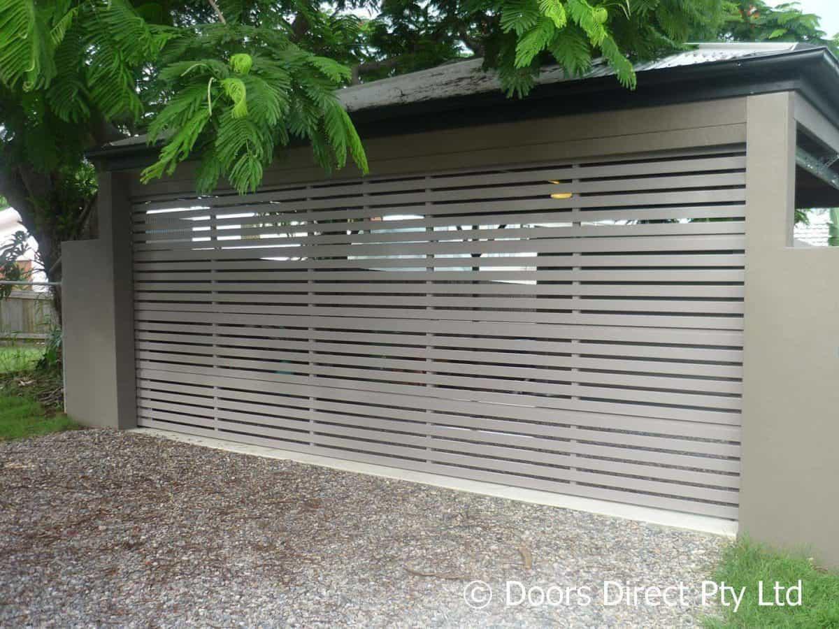 Sectional Garage Doors Aluminium Doors Direct